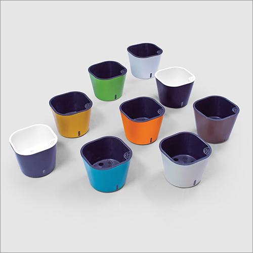 Cube Series Polypropylene With UV Pot