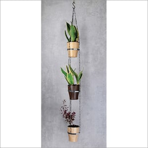 Chain Hanging Stand For Cone