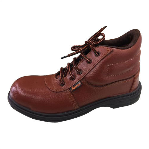High Ankle Safety Shoe