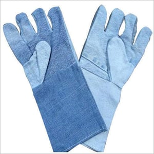 Jeans Hand Safety Gloves
