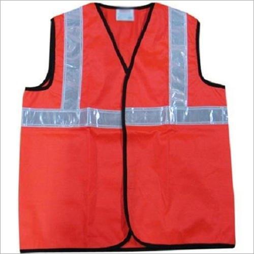 Mens Reflective Safety Vest