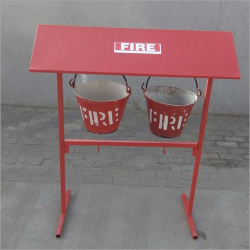 MS Fire Bucket Stand
