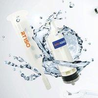 Syringe & Tubing Of Pressure Injector