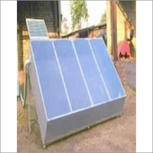 Solar Power Hot Air Dryer