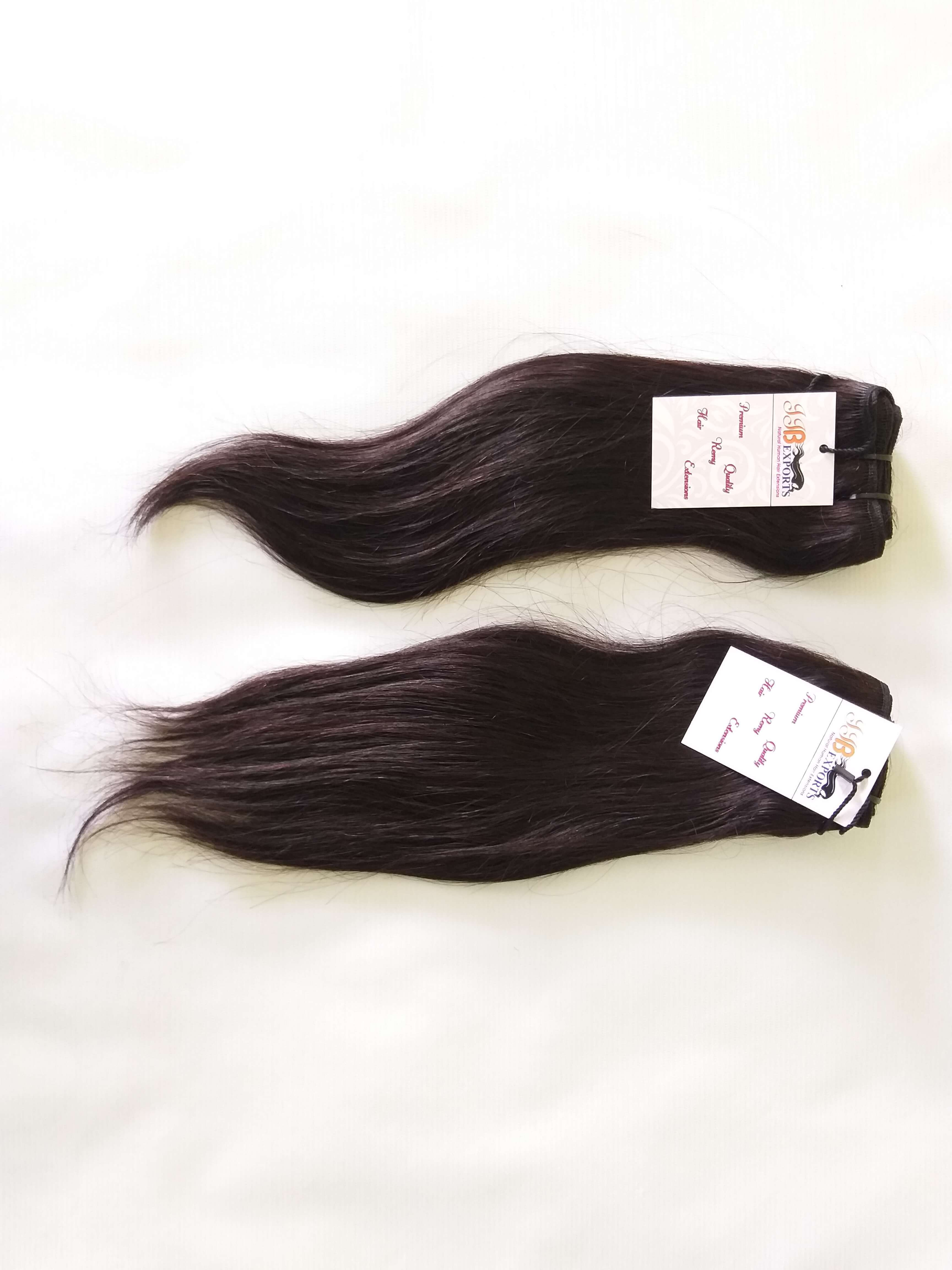 Soft & Silky Tangle Free Natural Raw Mink Unprocessed Straight/wavy Human Hair Vendors