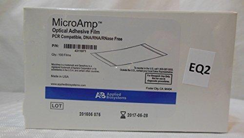 MicroAmp Optical Adhesive Film