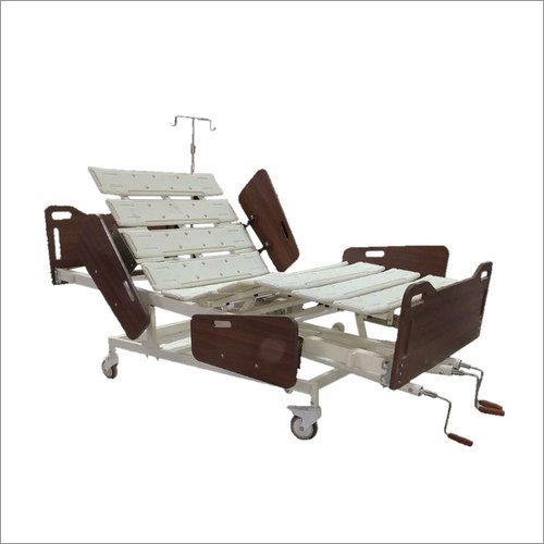 AM02 Manual Three Function Smart ICU Bed