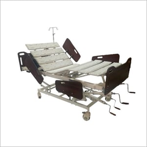 AM01 Manual Five Function ICU Smart Bed