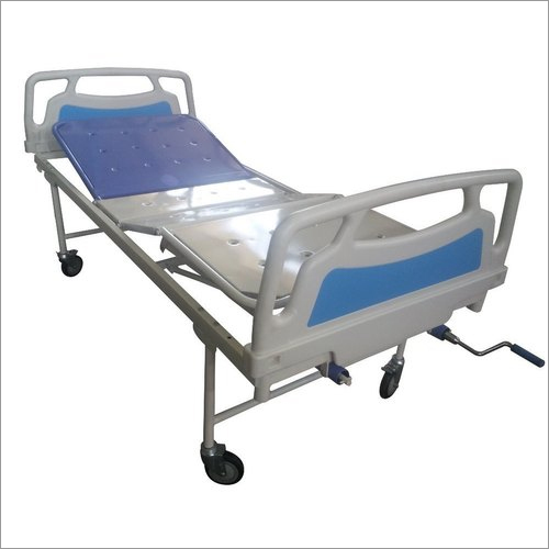 GH007 Deluxe  ABS Panel Hospital Fowler Bed