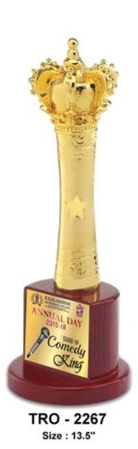 King Designer Trophy
