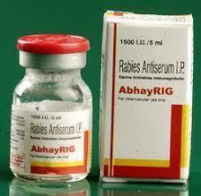 Abhayrig Rabies Antiserum