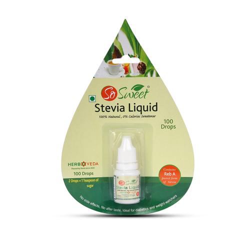 Stevia Sweetener Liquid