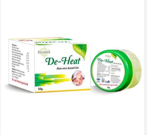 Streamline De-Heat Magic Wellness Aloevera Foot Care Cream/Ointment 50 GM