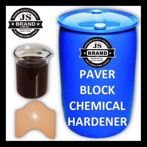 Paver Block Chemical Hardener