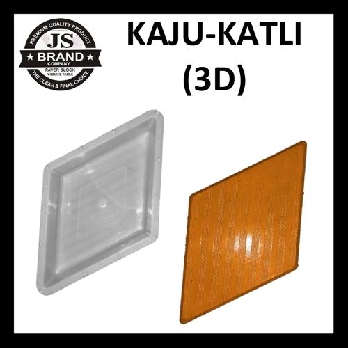 Kaju Katli Paving Block Mould Life Span: 1 Years