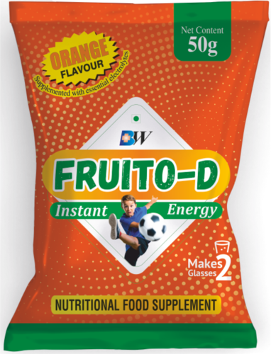 Fruito-D 50gm