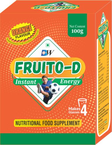 Fruito-D 100gm