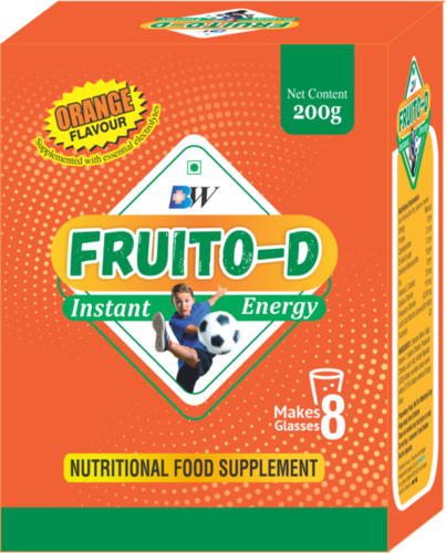 Fruito-D 200gm
