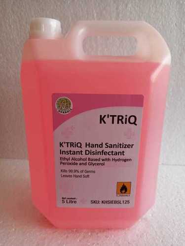Hnad Sanitizer Ktriq
