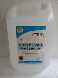 Hand Sanitizer Ktriq