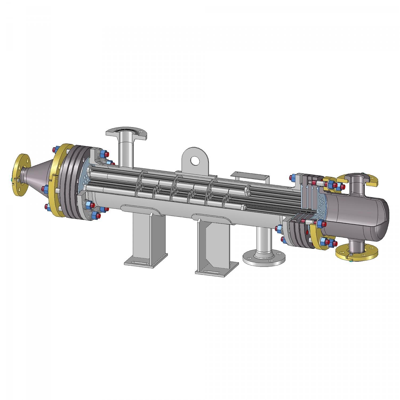 Hexoloy  SE SiC Tubes (Silicon Carbide Heat Exchanger Tubes)