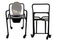 Foldable Closet Chair (Wheeled)