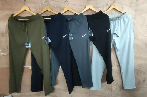 Branded mens 4way lycra trackpant lowers stock lot