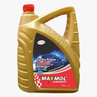 Lubricant Oil Turbo Power 15W40