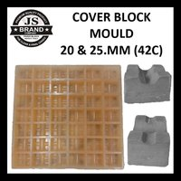 42 Cavaty Pvc Cover Block Mould