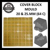 64 Cavaty Pvc Cover Block Mould