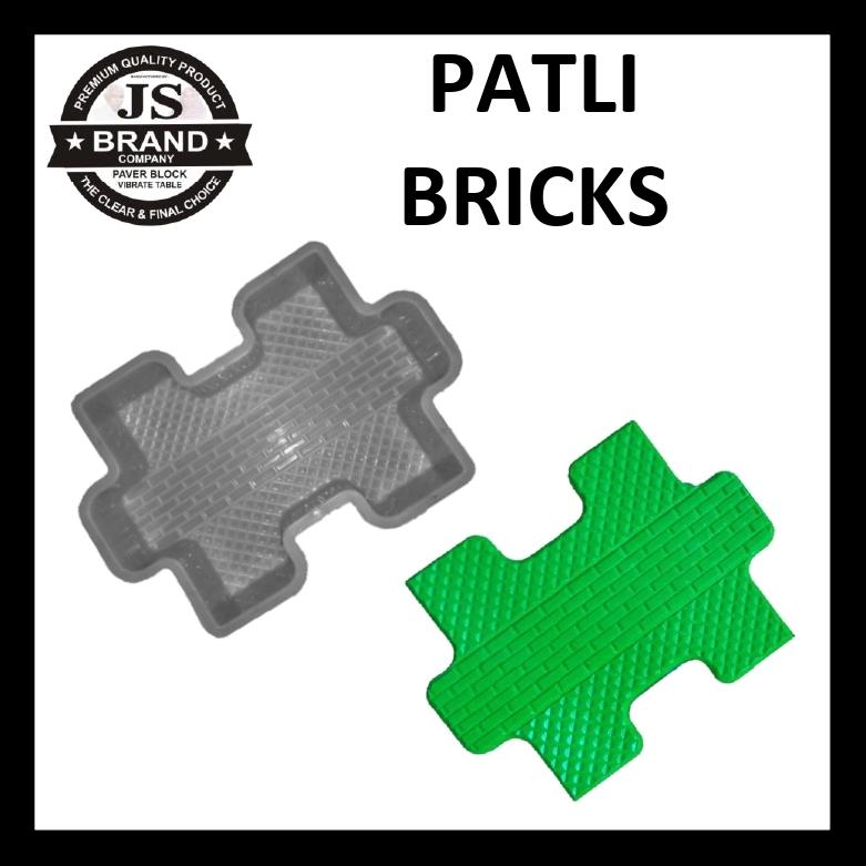 Interlocking Paver Moulds