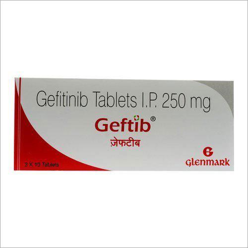 250 mg Geftib Geftinib Tablets IP