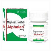 2mg Alphalan Melphan Tablets IP