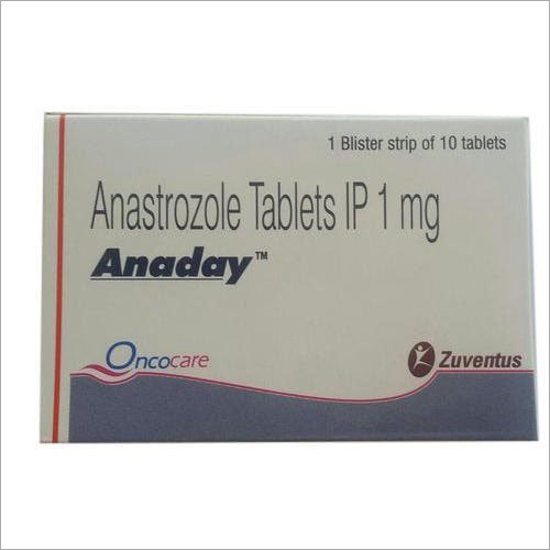 1mg Anaday Anastrozole Tablets IP