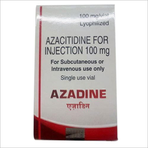 100mg Azadine Azacitidine Injection