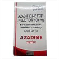 100mg Azadine Azacitidine Injection