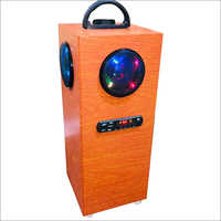 Portable Home Theater Tower Speaker