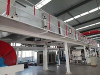 water based decal paper coating making machine