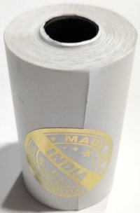 79mm X 20mtr(Plain) 72gsm Thermal Paper Roll
