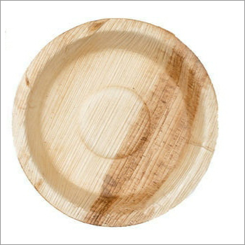 10 Inch Areca Round Plate