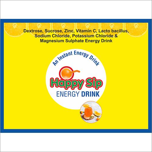 Happy Sip Energy Drink Powder Certifications: Iso 9001:2015