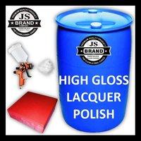 High Gloss Lacquer Polish