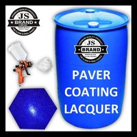 Paver Coating Lacquer