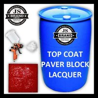 Top Coat Paver Block Lacquer