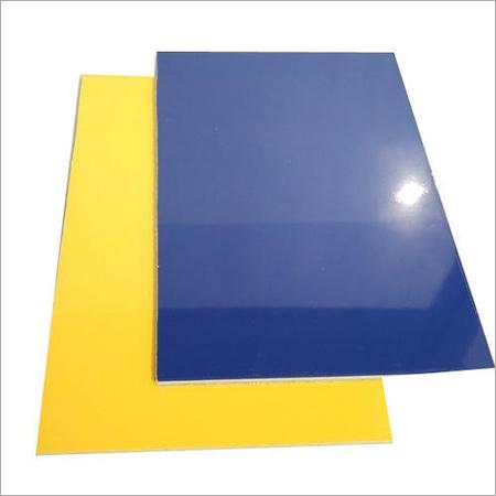 Plain Surface Aluminium Color Coated Plate