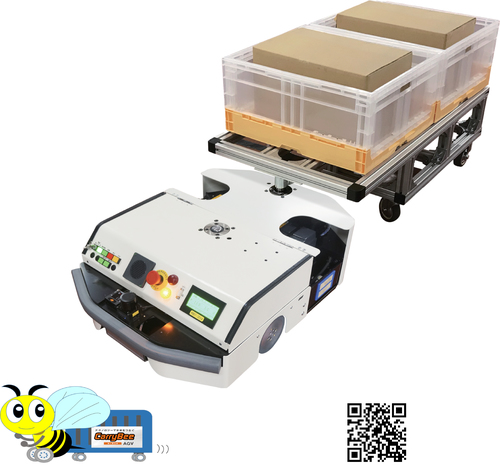 CarryBee Eight Automated Guided Vehicle (AGV)
