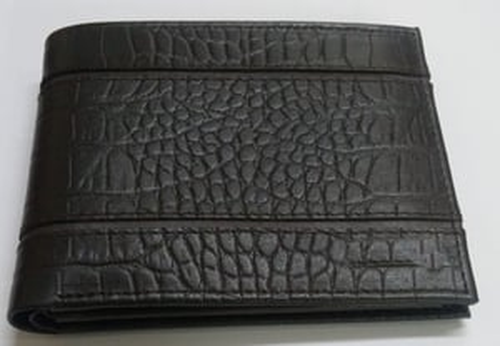 Croco Mens Wallet