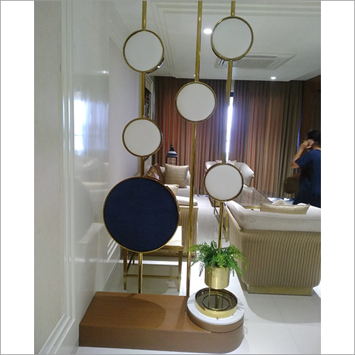 PVD Coated Partition And Room Divider