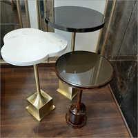 Corner Round Table