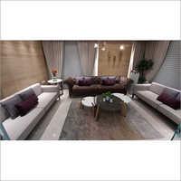 Visitors Sofa Set